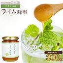 【フランス産】ライム蜂蜜 300g 蜂蜜 完熟 純粋 はちみつ ハチミツ蜂蜜専門店 かの蜂