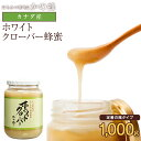 【カナダ産】ホワイトクローバー蜂蜜 1000g蜂蜜専門店