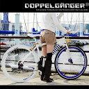 700C クロスバイク[シマノ21段変速 アルミフレーム ブルホーンハンドル 激安自転車 通販 ドッペルギャンガー DOPPELGANGER]409【新生活】