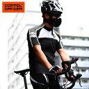 フェイスマスクスポーツマスクフェイスカバー自転車黄砂対策防塵マスクドッペルギャンガーダストシールドマスクdcm211