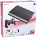 PlayStation 3 チャコール・ブラック 250GB【中古】[☆2]