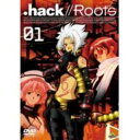 hack//Roots 1(DVDのみ)【中古】[☆3]