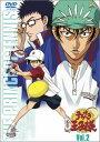 テニスの王子様 Vol.2/皆川純子 ほか【中古】[☆3]