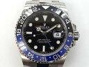 メンズ時計【中古】 ROLEX ロレックス GMTマスター2 116710BLNR ランダムシリアル(2010年以降)【楽ギフ_包装選択】
