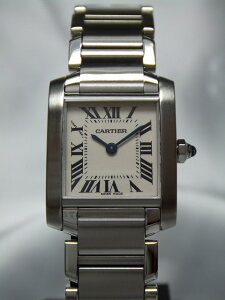 CartierカルティエタンクフランセーズSMW51008Q3