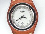 レディース時計【中古】 HERMES エルメス アーネ HA1.210【楽ギフ包装選択】