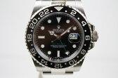 ROLEX ロレックス GMTマスターII 116710LN 自動巻き SS メンズ 腕時計 時計 【中古】