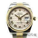 手錶 - ROLEX【ロレックス】116203 デイトジャスト メンズ 腕時計 ステンレス K18 イエローゴールド コンビ Z番【中古】 USED-9 質屋 かんてい局茜部店 a3100004928600018