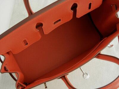 HERMES【エルメス】バーキン25カプシーヌヴォースイフト未使用品F65-6274かんてい局本社