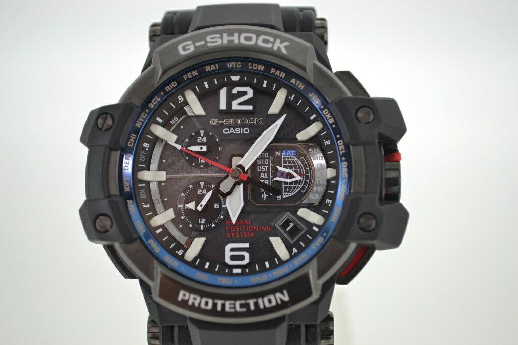 CASIO 【カシオ】 G-SHOCK Gショック GPW-1000-1AJF MASTER OF G SKY COCKPIT 【】 USED-A かんてい局買取専門 296-394 G-SHOCK スカイコックピット メンズ 腕時計