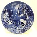 MEISSEN 【マイセン】雪の女王 皿 プレート 陶器 USED-A/中古 n19-366