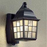 玄関照明 外灯 LED 照明 激安ウォールライト ガーデンライト ポーチライト 人感センサー付き ポーチライト 節電対応 ランプ 門灯 壁掛け照明 外灯