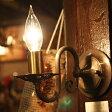 照明 北欧 アンティーク レトロ おしゃれ かわいい インテリア 送料無料 壁用 壁 室内 壁付け ウォールランプ ウォールライト ブラケット ライト 灯具 室内照明 ブラケットライト ガラス ろうそく ろうそくランプ 日本製 P01Jul16