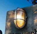 LED玄関照明 外灯 マリン 壁付け照明 おしゃれ センサーなし エクステリア マリンライト チャコールグレー