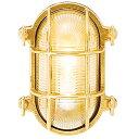 玄関照明 外灯 照明 ガーデンライト マリン 門灯 ランプ センサなし エクステリアライト 外灯 アンティーク風 おしゃれ 玄関照明 外灯 センサー無 照明 ブラケット LED クリアーガラス マリンライト 05P01Oct16