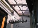 竿掛け テラス用物干し竿かけ さおかけ 吊下げ型 物干し竿掛 SATV−03−2 標準タイプ 2本入:三協立山アルミ 05P01Oct16