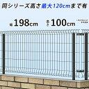 フェンス 【国内有名メーカー品】ネットフェンス メッシュフェンス ゲート 太陽光発電