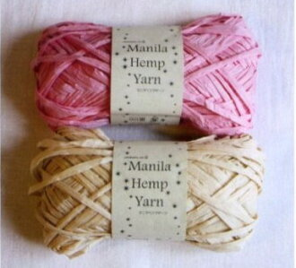 "☆ ""manilahempjahn"" hemp yarn fairy tale art"