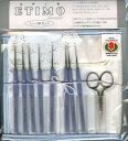 ETIMO エティモレース針セット ロイヤルシルバー チューリップ【smtb-TD】【saitama】