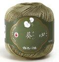 ダルマレース糸#30葵 ダルマ春夏糸 レース 編み物