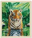 DMC 刺しゅうキット Tiger Pool BK1151 【KY】 ANIMALS タイガー トラ クロスステッチ