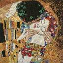 DMC 刺しゅうキット Klimt THE KISS BK1811 【KY】 GUSTAV KLIMT グスタフ クリムト クロスステッチ