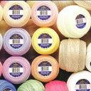 ☆DMC セベリア レース糸 #10-2 50g Art167A カラー サマーヤーン :