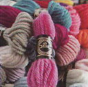 DMC タペストリーウール 色C (品番 486) 刺しゅう糸 : 【KY】