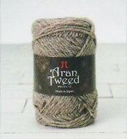 新製品アランツィードハマナカ毛糸