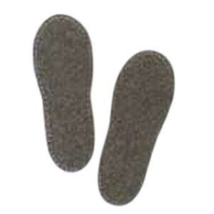 Slippers for felt bottom H204-594 kiritappu