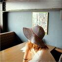 ☆毛糸蔵かんざわオリジナルキット19 笹和紙の帽子 星野真美 デザイン