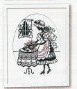 お茶の時間 赤毛のアンの物語 No.7456 デザイン:オノエ・メグミ オリムパス クロスステッチ 刺しゅう キット
