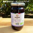 オーガニックフルーツスプレッド ブルーベリー/ソル・レオーネビオ[220g・瓶]