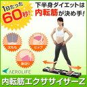 エアロライフ 内転筋エクササイザーZ 内転筋 送料無料 トレーニング 美脚 エクササイズ 内転筋 太もも 痩せ 太もも痩せ グッズ 下半身 ダイエット 下半身 やせ