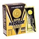 ショッピングbcaa スーパーメダリスト9000 500ml用 8袋 顆粒 SUPER MEDALIST 4524402889149 アリスト ◆