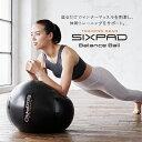 ショッピングシックスパッド 【即日出荷可能】シックスパッド バランスボール SIXPAD Balance Ball SS-AQ03 MTG正規品
