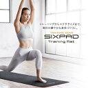 ショッピングシックスパッド シックスパッド トレーニングマット SIXPAD Training Mat SS-AS03 MTG正規品