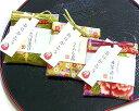 """京のお茶漬けプチギフト 和柄手ぬぐい包み """"Ochazuke"""" 3種類セット"""