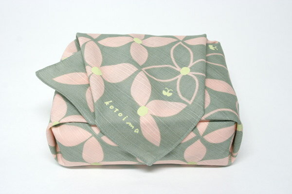 [お弁当箱包み]綿の風呂敷(ふろしき) コトイマ...の商品画像