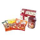 オータムギフト 秋紅茶|秋にぴったりのティーバッグ10pと缶1個が詰まった、箱までかわいい豪華ギフト