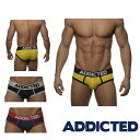 ☆ADDICTED☆新作ブリーフ【ADDICTED】BASICS BRIEF