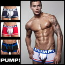 【PUMP!】Touchdown Boxer Patriot Panther Thunder Fever