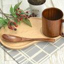 木のお皿 ウッドプレート モーニング ランチ プレート ブナの木 約25.5×15cm おしゃれ ぶな 和食器 和風 食器 雑貨 北欧 洋風