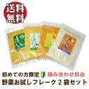 北海道 野菜フレークお試し2袋セッ�