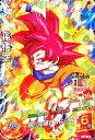 ドラゴンボールヒーローズ JM3弾 SR 孫悟空 (超サイヤ人ゴッド) 【限界突破かめはめ波】 (HJ3-12) 【スーパーレア】