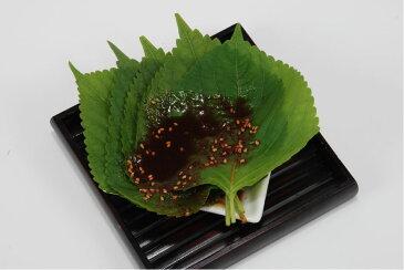 【鶴橋キムチ】・『本格』・【コリアタウン】ごまの葉漬 【1パック 約30枚】