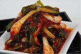大葱泡菜的特色产品! [300克] - [全] [鹤桥』 - 泡菜 - 泡菜 - 零售价格 - 300克 - 大葱[【鶴橋キムチ】・『本格』・【店頭価格】わけぎキムチ 【1パック】]