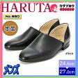 通学学生靴 [ハルタ]HARUTA No.850 レザースポックシューズ メンズ お坊さん【5P23Apr16】 【5P09Jul16】