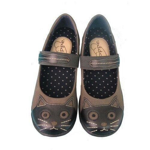 スニーカー ローカット 大人気かわいい猫の靴 コッペ SPEEDY DUCK 丸祐