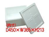【発泡スチロール 箱 容器】発泡スチロールBOX(L)-4